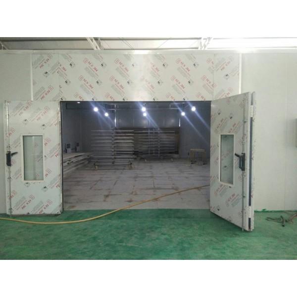纸管烘干房内部结构图详解